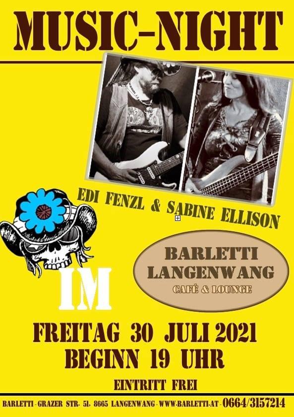 2021-Juli, Music Night im Barletti